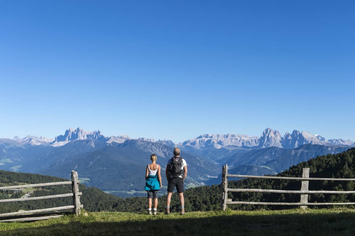 Villanderer Berg Ausblick